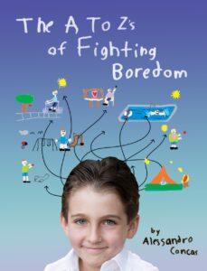 Alessandro A-Z Fighting Boredom Bookcover