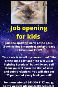 Alessandro B.S.E. Opportunity for Kids